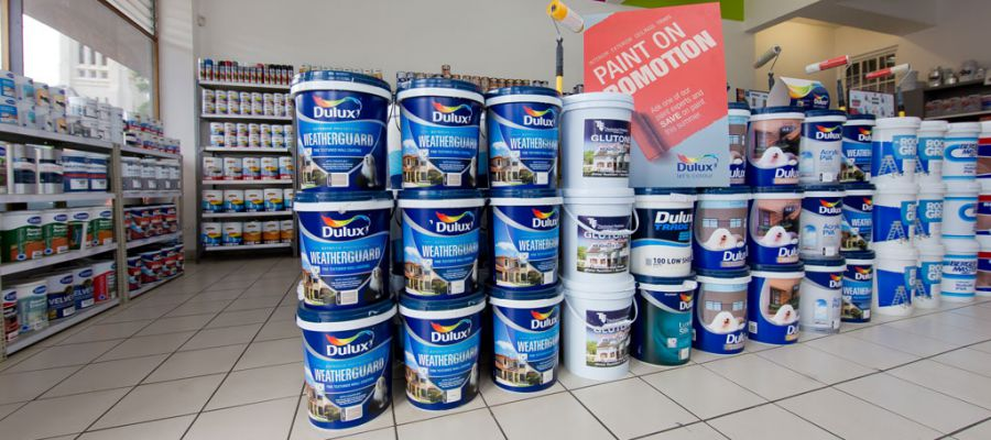 Paint On Promotion