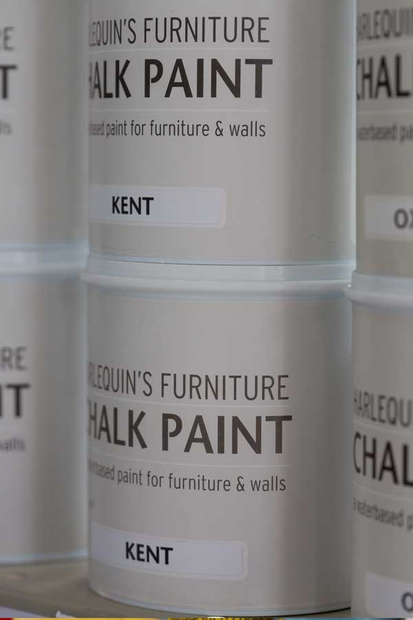Harlequin's Chalk Paint