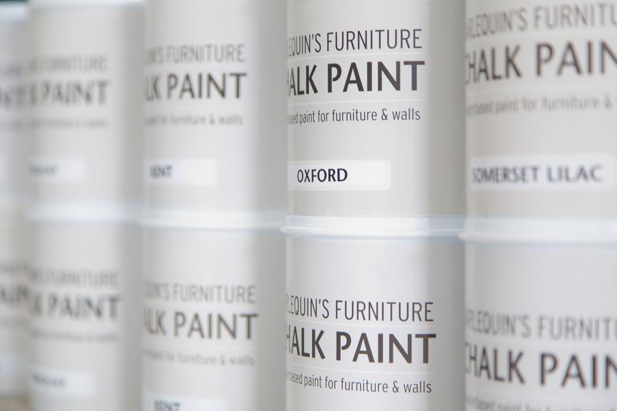 Harlequin Paints